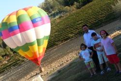 famiglia Vaira festival volo mongolfiera Vergne Narzole Barolo
