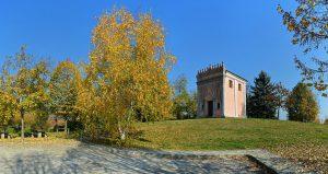 cappella tra Vergne e Barolo
