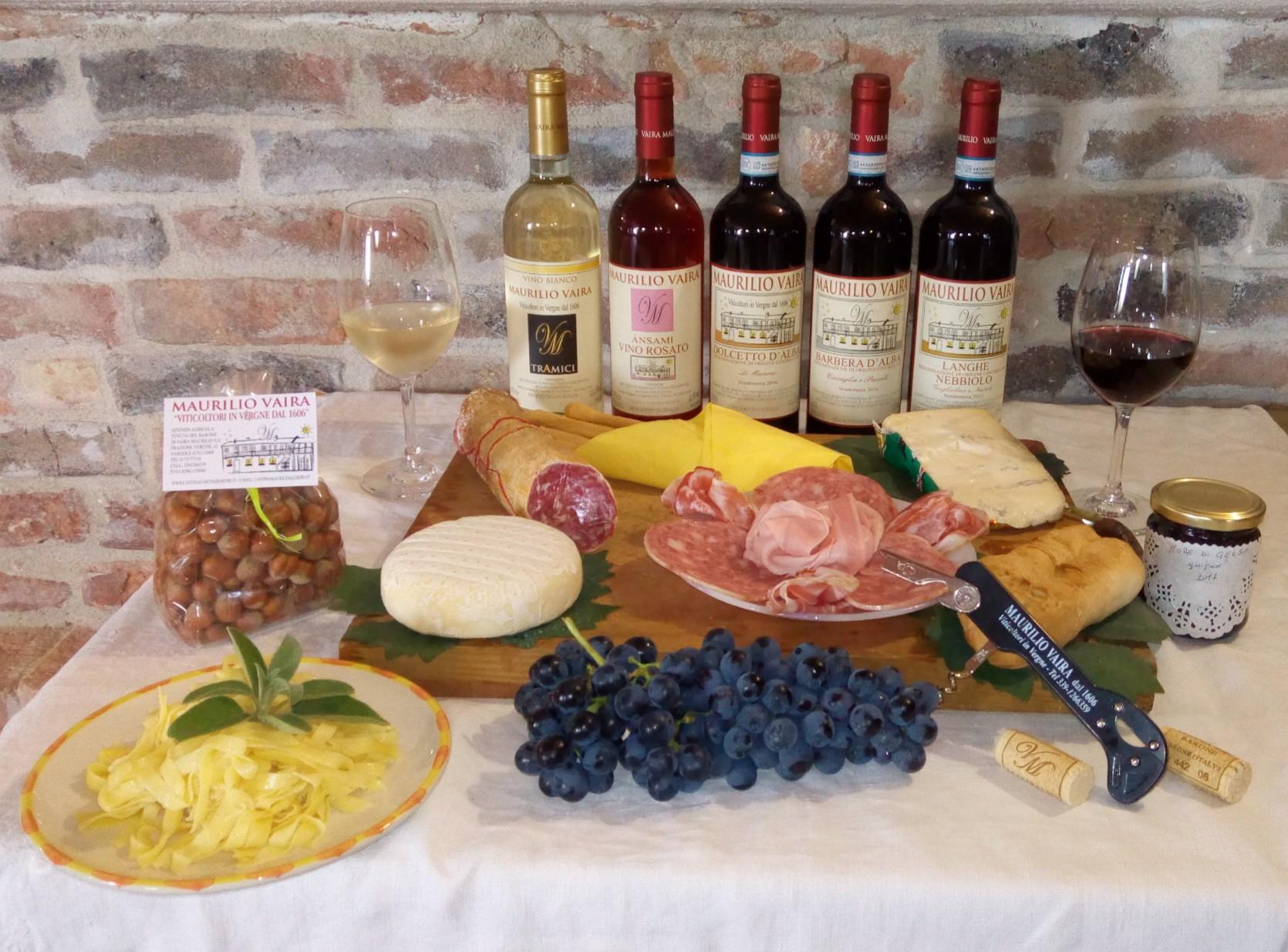 degustazione vini langa barolo